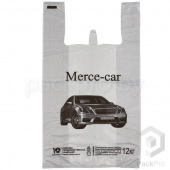 Пакет-майка Merce-car